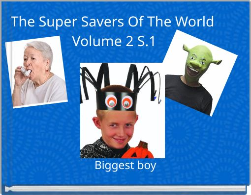 The Super Savers Of The World Volume 2  S.1