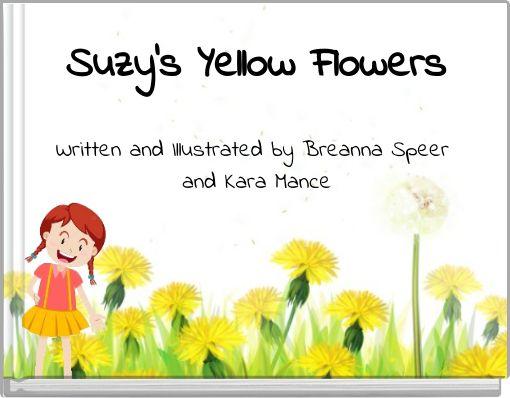 Suzy's Yellow Flowers