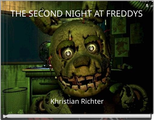 THE SECOND NIGHT AT FREDDYS