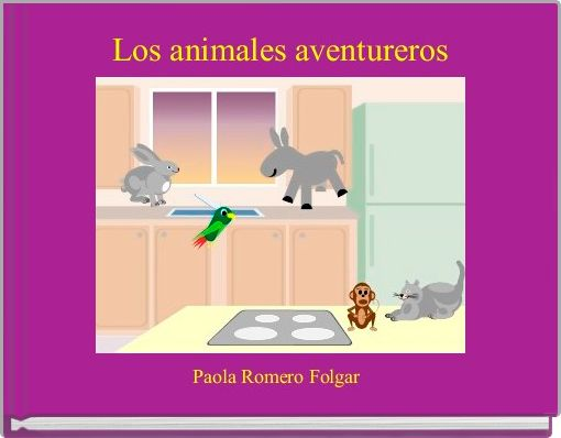 Los animales aventureros