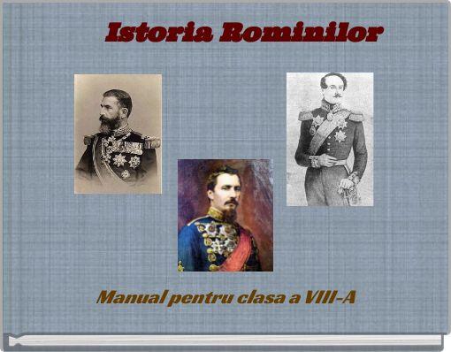 Istoria Rominilor