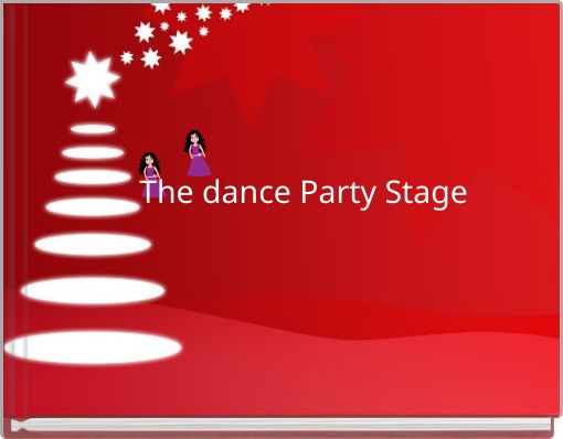The dance Party Stage
