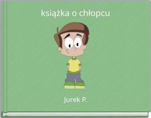 książka o chłopcu