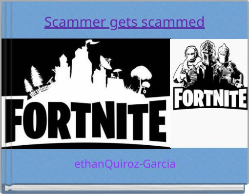 Scammer gets scammed