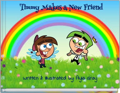 Timmy Makes a New Friend