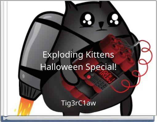 Exploding KittensHalloween Special!