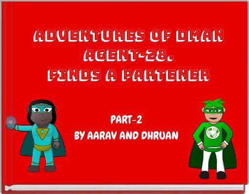 adventures of dmanagent-28.FINDS A PARTENER
