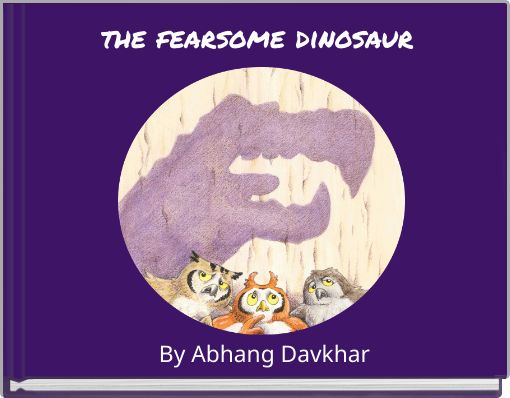 the fearsome dinosaur