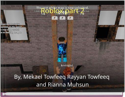Roblox part 2