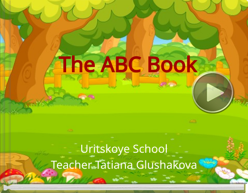 Book titled 'The ABC Book'
