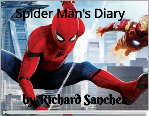 Spider Man's Diary