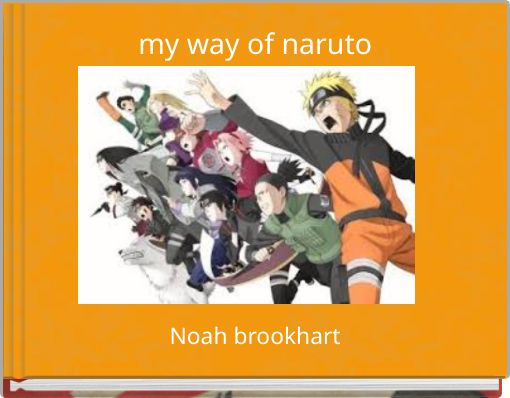 my way of naruto