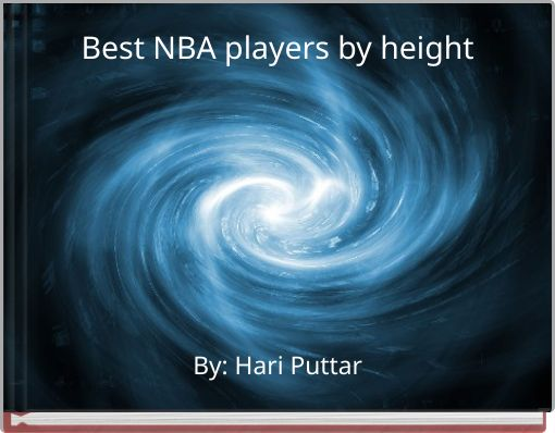 Best NBA players by height