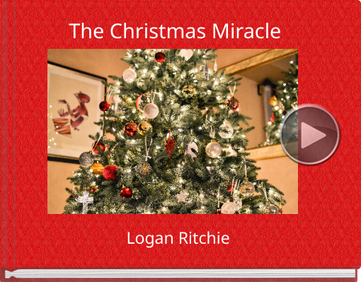 Book titled 'The Christmas Miracle'