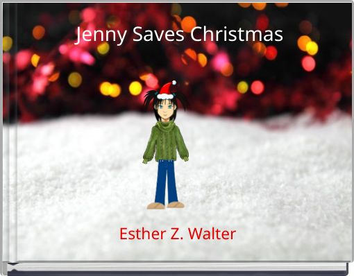 Jenny Saves Christmas