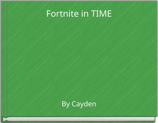 Fortnite in TIME