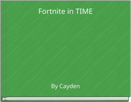 Fortnite in TIME