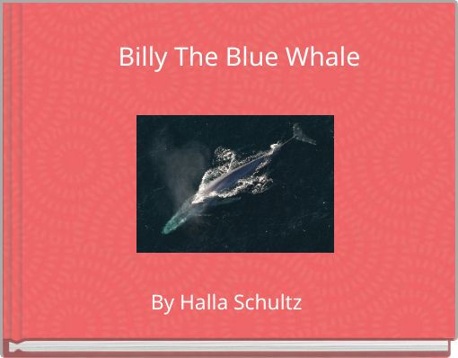 Billy The Blue Whale