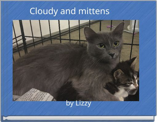 Cloudy and mittens