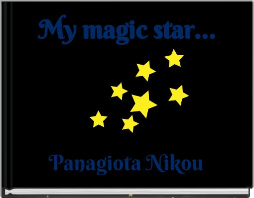 My magic star...