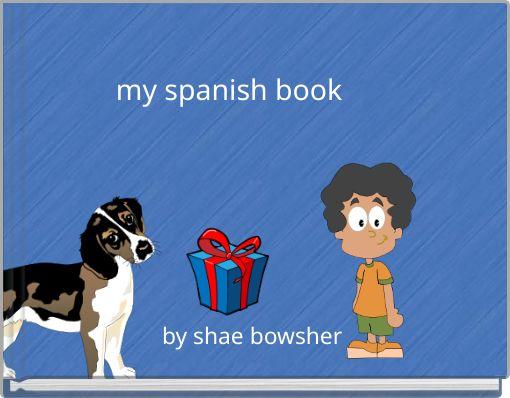 my spanish book