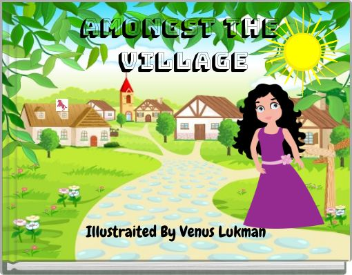 Amongst the village