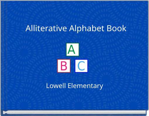 Alliterative Alphabet Book