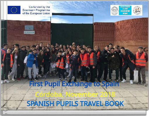 First Pupil Exchange to Spain