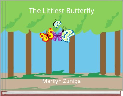 The Littlest Butterfly