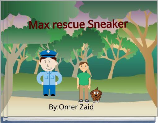 Max rescue Sneaker