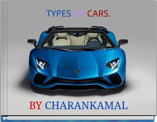 TYPES OF CARS.