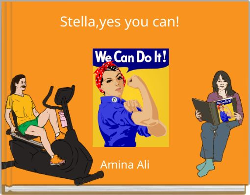 Stella,yes you can!