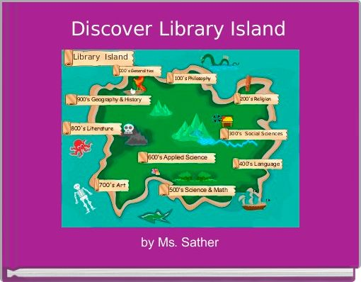 Discover Library Island