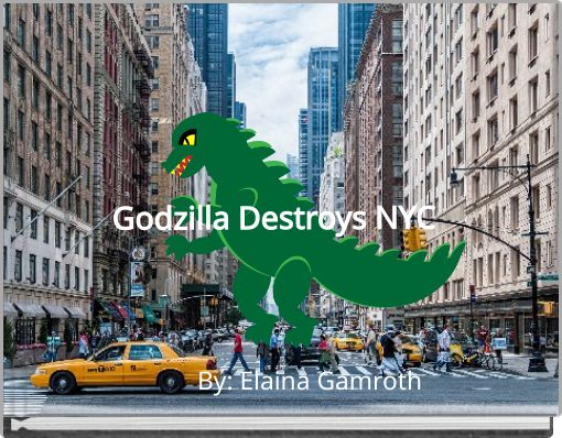 Godzilla Destroys NYC