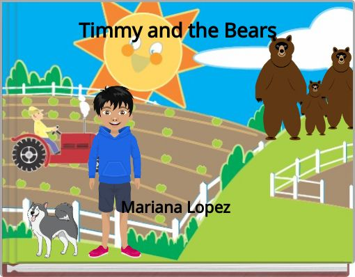 Timmy and the Bears