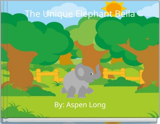 The Unique Elephant Bella