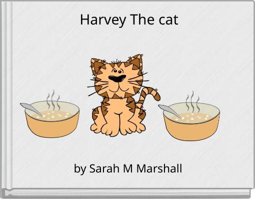 Harvey The cat