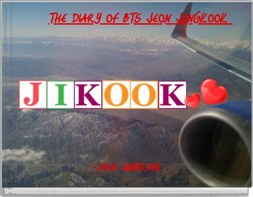 THE DIARY OF BTS JEON JUNGKOOK