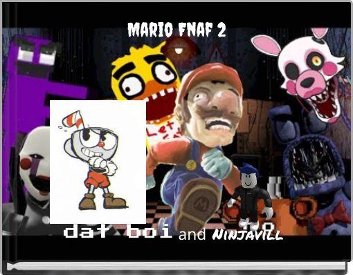 Mario Fnaf 2
