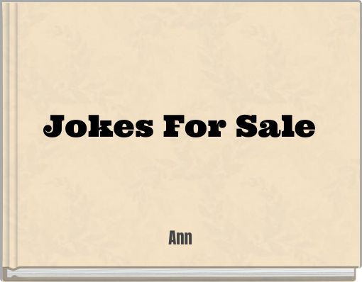 Jokes For Sale