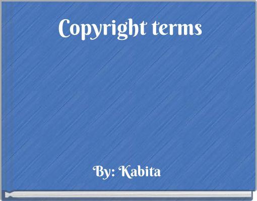 Copyright terms