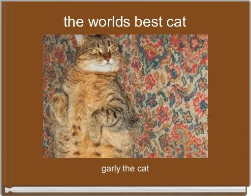 the worlds best cat