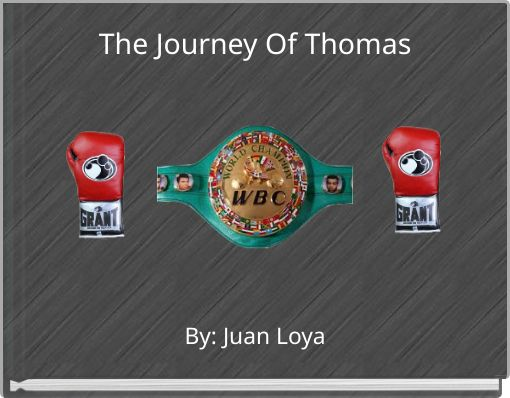 The Journey Of Thomas