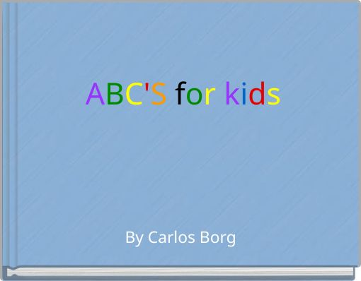 ABC's for kids