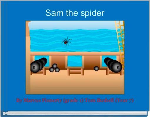 Sam the spider