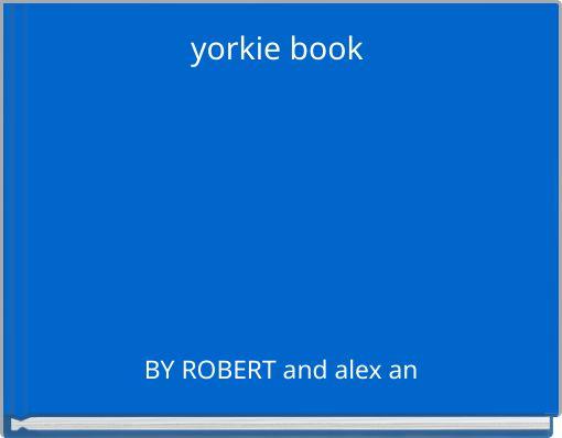 yorkie book