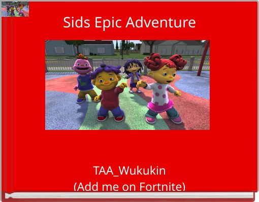 Sids Epic Adventure