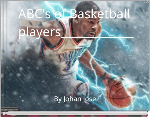 ABC's of Basketball players_____________