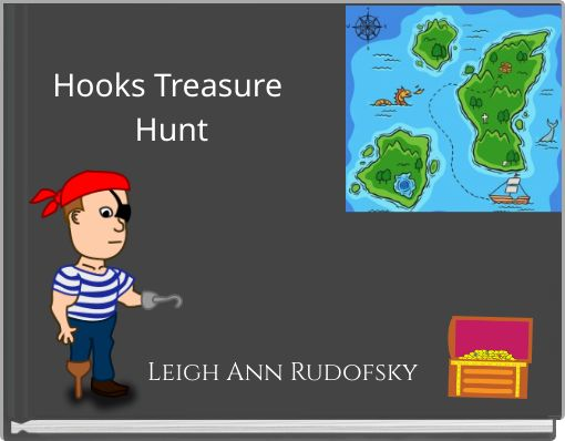 Hooks Treasure Hunt