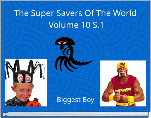 The Super Savers Of The World Volume 10  S.1